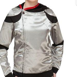 Captain Phasma star wars jacket Size 2X